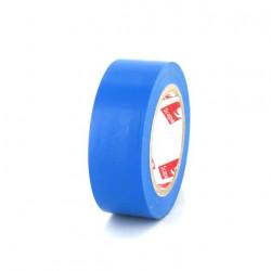 Ruban adhésif 15 mm PVC électrique Scapa 2702 bleu x 5