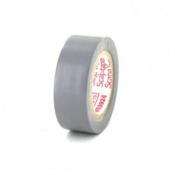 Ruban adhésif 19 mm PVC électrique Scapa 2702 gris x 5