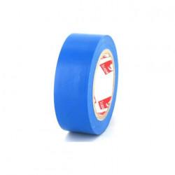 Ruban adhésif 19 mm PVC électrique Scapa 2702 bleu x 5