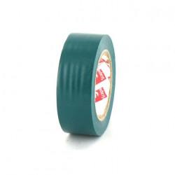 Ruban adhésif 19 mm PVC électrique Scapa 2702 vert x 5