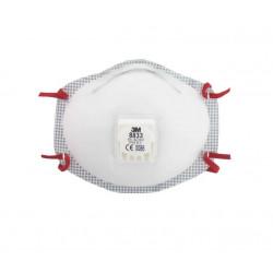 Masque 3M 8833 anti-poussière FFP3 avec soupape