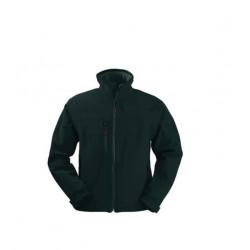 Veste Softshell noire Yang Coverguard taille S