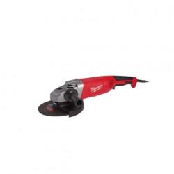Meuleuse d'angle MILWAUKEE M14 AG 24 230 GE DMS 2400W 4933402520