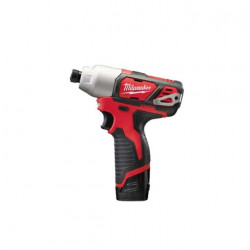 Visseuse à choc MILWAUKEE M12 BID 202C 12V Li-Ion 2.0Ah 4933441960