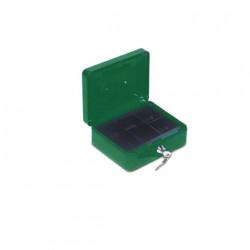 Caissette à monnaie Stark PV03 vert 250x90x180mm