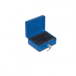Caissette à monnaie Stark PV03 bleu 250x90x180mm