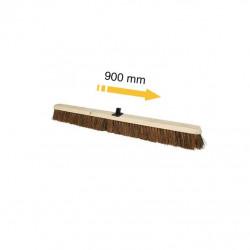 Balai poils raides en palmyre - 900 mm