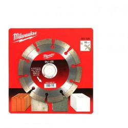 Disque diamant universel MILWAUKEE DU diamètre 125mm 4932399522