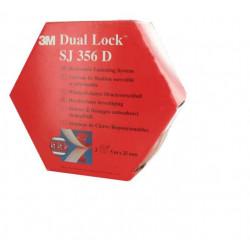 Ruban adhésif acrylique VHB 3M Dual Lock SJ356D