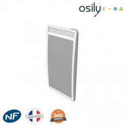 Panneau rayonnant OSILY Nef sans détecteur - Vertical - Blanc - 2000W