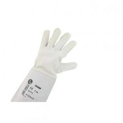 Gants soudeur type argon tout fleur d'agneau Taille XL/10 EP 2540