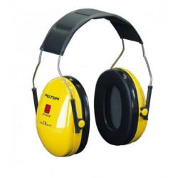 Casque 3M antibruit jaune OPTIME 1 PELTOR H510A