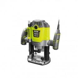 Défonceuse électrique RYOBI 1600W 254mm RRT1600-K