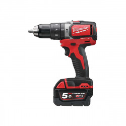 Perceuse à percussion Brushless Milwaukee M18 BLPD-502C 18V - 2 batteries 5.0Ah - 1 chargeur 4933448472
