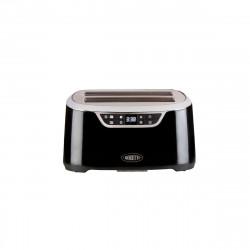 Grille-pain BORETTI - Noir - 1600W B300