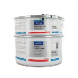 Mastic léger epoxy Lightfiller avec durcisseur Yachtcare 6 kg