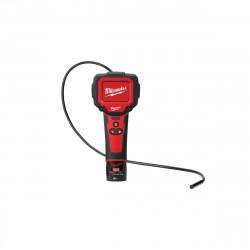 Micro-caméra d'inspection numérique MILWAUKEE M12 IC-201CS - 1 batterie 12V 2.0 Ah - 1 chargeur C12C 4933441680