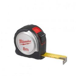 Mètre ruban 8m MILWAUKEE compact 25mm 4932451640