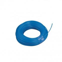 Bobine fil RYOBI 25m diamètre 1.5mm bleu universel RAC132