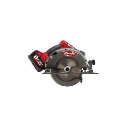 Scie circulaire MILWAUKEE FUEL M18 CCS66-902X - 2 batteries 18V 9.0 Ah - 1 chargeur M12-18FC 4933459221