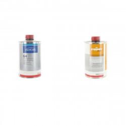 Pack vernis primaire d'accrochage G4 Yachtcare 1L - Diluant pour vernis G4 Vosschemie