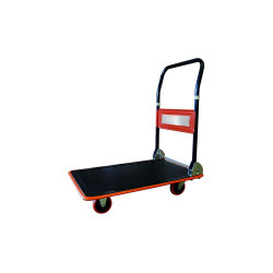 Chariot de manutention rabattable - 150 kg