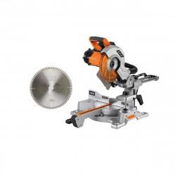 Pack AEG scie à onglet électrique 2000W 254mm PS 254 L - lame scie radiale 80 dents 3.2x254mm 4932430472