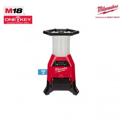 Eclairage de chantier MILWAUKEE M18 One Key ONESLDP-0 - sans batterie ni chargeur 4933459162