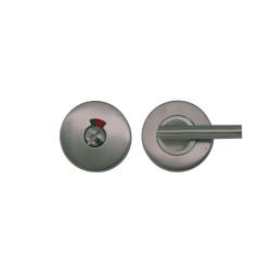 Rosaces rondes pour personne à mobilité réduite - inox 304 brossé mat