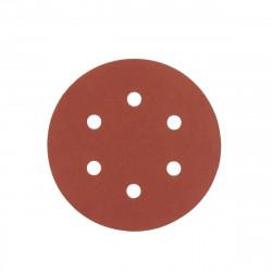 Kit 5 disques abrasifs AEG grain 180 150mm 4932430458