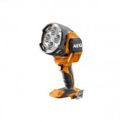 Lampe torche AEG 18V sans batterie ni chargeur - BTL18-0