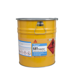 Protection incolore pour sols SIKA Sikagard 681 Protection - 22L