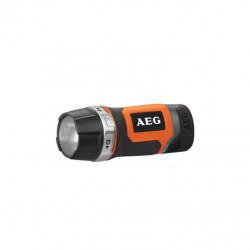 Lampe LED compacte AEG 12V Prolithium-ion - sans batterie ni chargeur - BLL 12 C