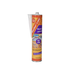 Mastic colle polyuréthane SIKA Sikaflex 11 FC Plus - Blanc - 380g
