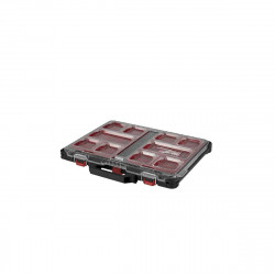 Organiseur 10 casiers MILWAUKEE PACKOUT - 500 x 380 x 65 - 4932471064