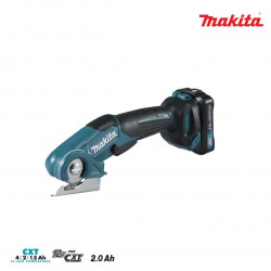Découpeur universel MAKITA 12V CXT 2.0Ah - 1 batterie CP100DWA