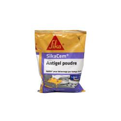 Additif pour bétonnage par temps froid SIKA SikaCem Antigel Poudre - 700g
