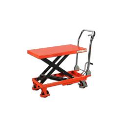 Table élévatrice manuelle - 500 kg