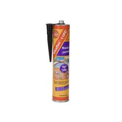 Mastic colle polyuréthane SIKA Sikaflex 11 FC Plus - Noir - 380g