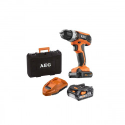 Perceuse percussion AEG 14V tradesman Gen III BSB14G3LI-202C - 2 batteries 2,0Ah - 1 chargeur