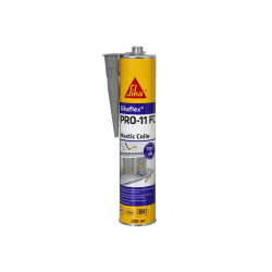 Mastic colle SIKA Sikaflex PRO 11 FC - Gris - 300ml