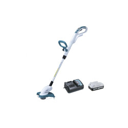 Coupe herbe MAKITA 18V - 1 batterie 18V 1.5Ah - 1 chargeur DC18WA UR180DW