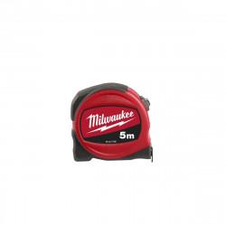 Mètre ruban Slimline MILWAUKEE 5m largeur 25mm - 48227706