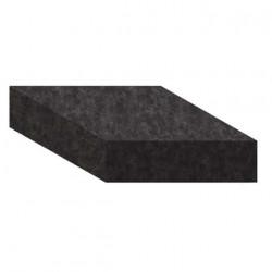 Mousse de filtration PPI-30 noire 1.5x1m épaisseur 15mm
