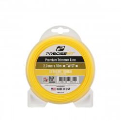 Fil de coupe bordure universel PRECISEFIT nylon 2,7mm - torsadé - 10m PWFTL2710T