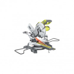 Scie à onglets radiale stationnaire RYOBI 2200W - 305mm EMS305RG