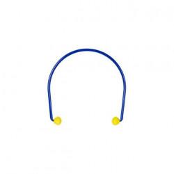 Boite de 10 bouchons d'oreilles à arceau antibruit 3M EC-01-000