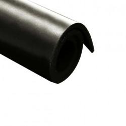 Feuille caoutchouc naturel toile 100x140cm épaisseur 5mm