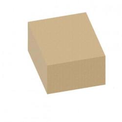 Plaque fibre eco 1x1m épaisseur 3mm
