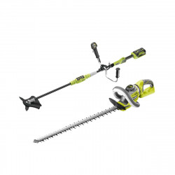 Pack RYOBI taille-haies 36V RHT36B60R - débroussailleuse 36V Lithium-ion - 1 batterie 4.0Ah - 1 chargeur RBC36X26B